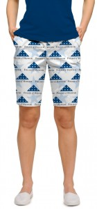 Stars of Honor StretchTech Women's Bermuda Short MTO