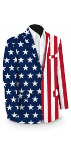 Stars & Stripes StretchTech Men's Sport Coat MTO
