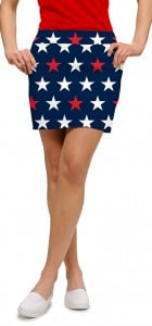 Superstar Navy StretchTech Women's Skort