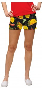 Tacos StretchTech Women's Mini Short MTO