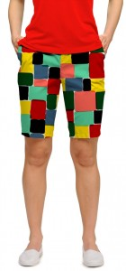 Technicolor Dream Women's Bermuda Short MTO