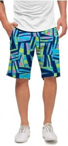 Tiki Bar Blue Men's Short MTO