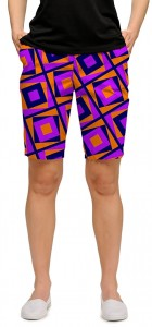 Time Machine StretchTech Women's Bermuda Short MTO