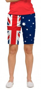 True Blue Women's Bermuda Short MTO