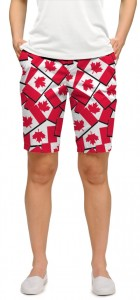 True North StretchTech Women's Bermuda Short MTO