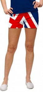Union Jack Women's Mini Short MTO