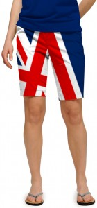 Union Jack Women's Bermuda Short MTO
