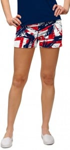 Urban Patriot StretchTech Women's Mini Short MTO