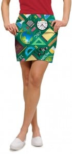 Pop Quiz StretchTech Women's Skort/Skirt MTO